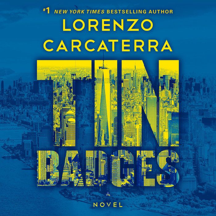 Tin Badges Cover