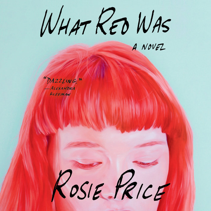 What Red Was Cover