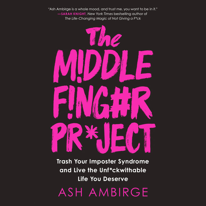 The Middle Finger Project Cover