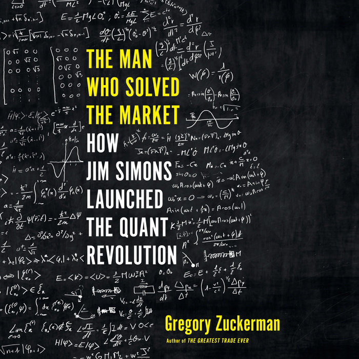 The Man Who Solved the Market Cover