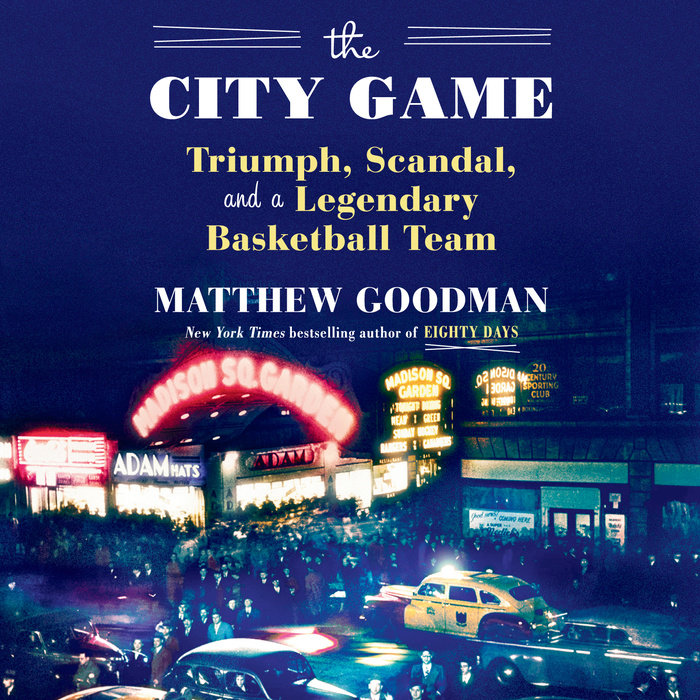 The City Game Cover