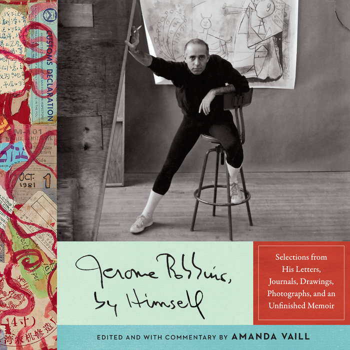 Jerome Robbins, by Himself Cover