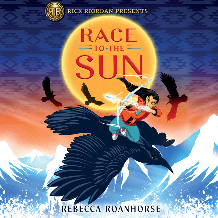 Race to the Sun Cover