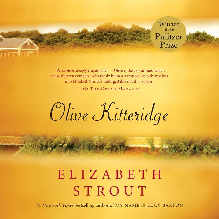 Olive Kitteridge Cover