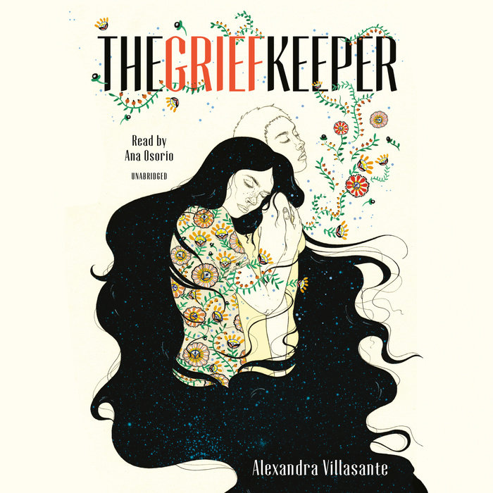 The Grief Keeper Cover