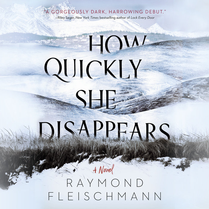 How Quickly She Disappears Cover