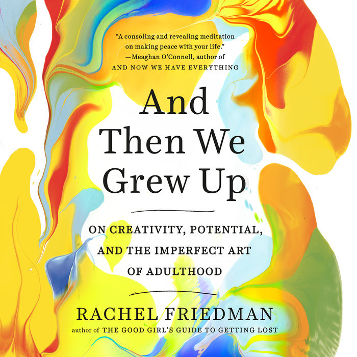 And Then We Grew Up Cover