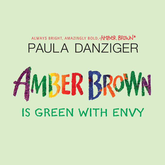 Amber Brown is Green With Envy Cover