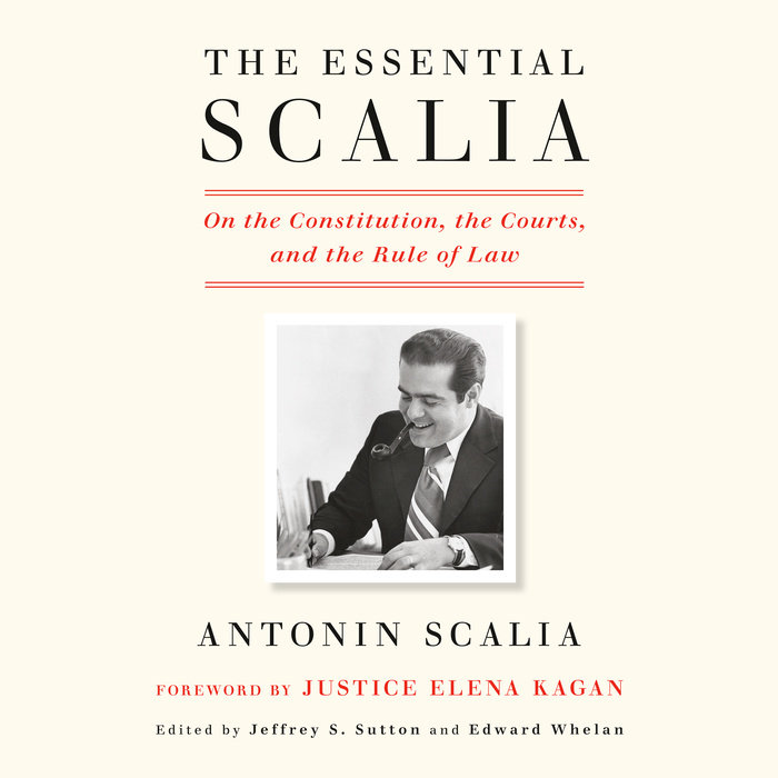 The Essential Scalia Cover