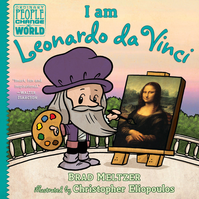 I am Leonardo da Vinci Cover