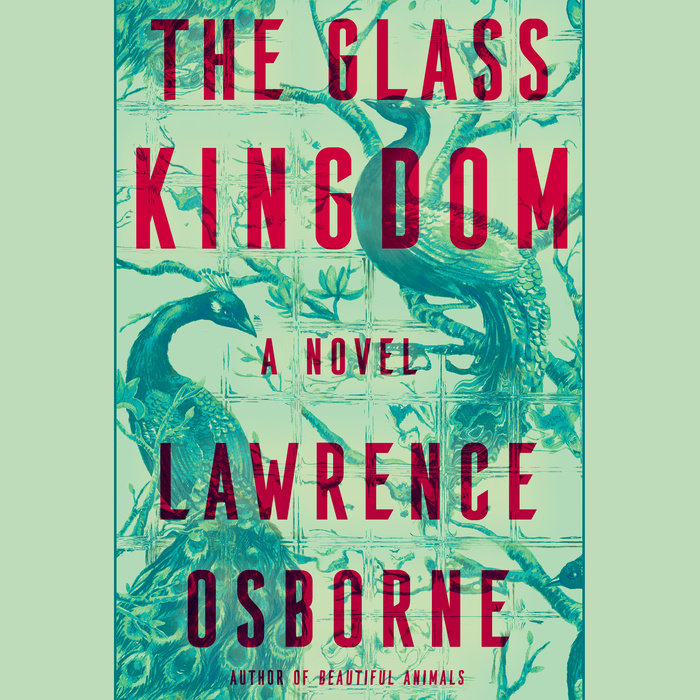 The Glass Kingdom Cover