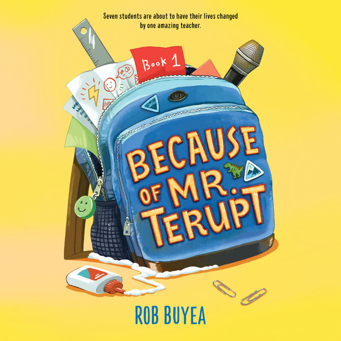 Because of Mr. Terupt Cover