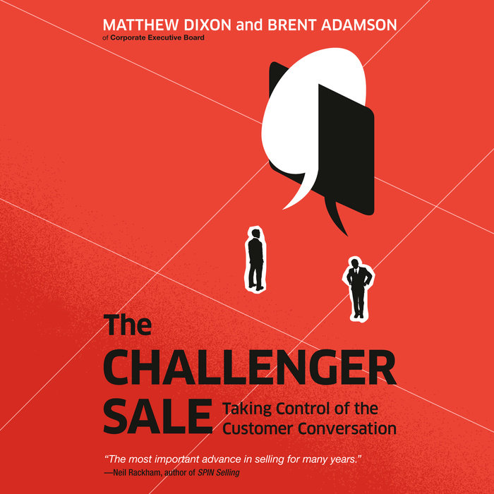 The Challenger Sale Cover