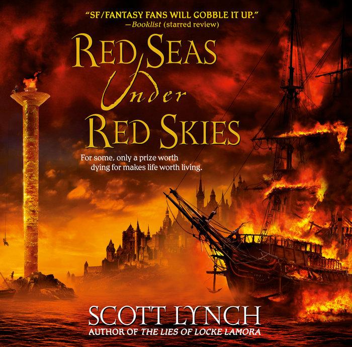 Red Seas Under Red Skies Cover