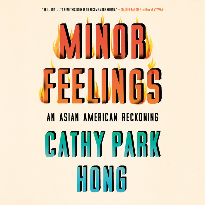 Minor Feelings Cover
