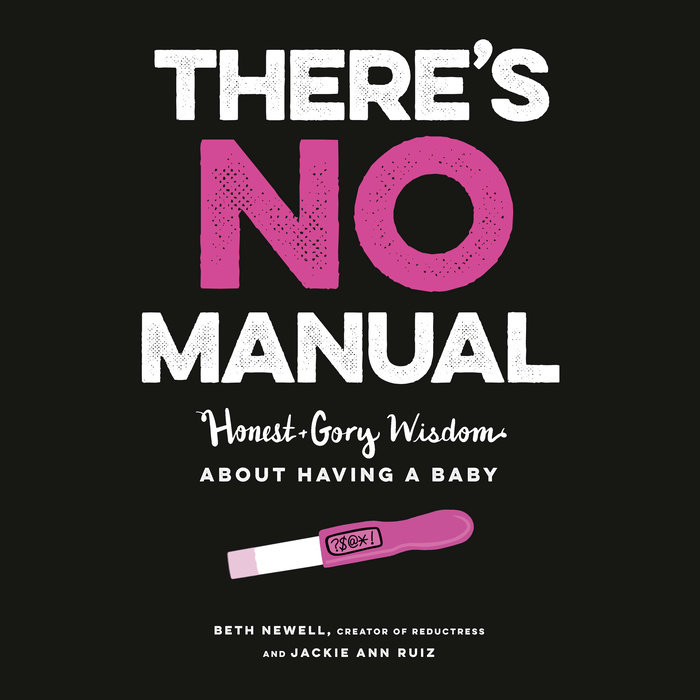 There's No Manual Cover