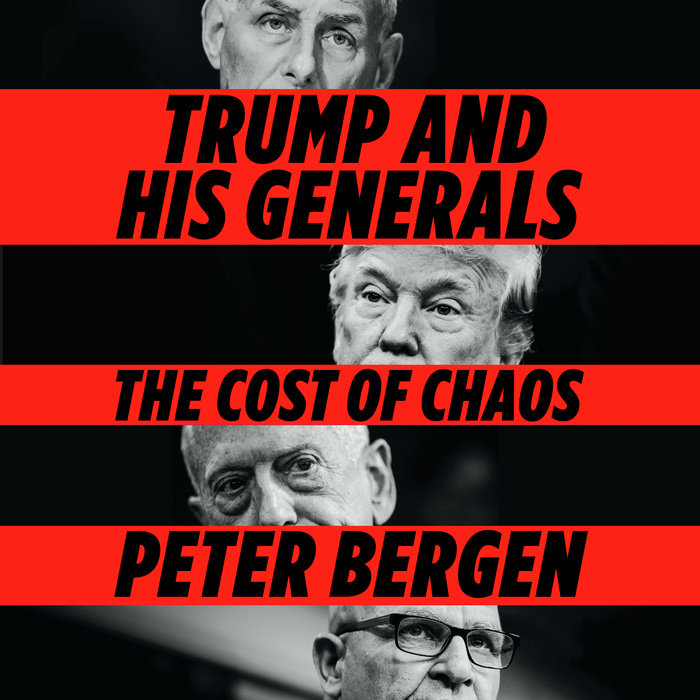 Trump and His Generals Cover
