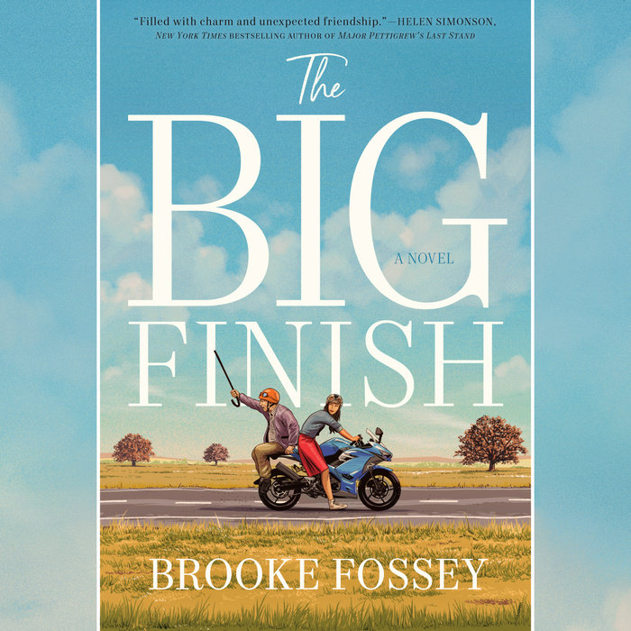 The Big Finish Cover
