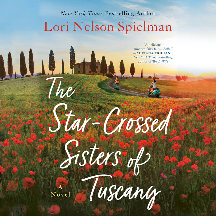The Star-Crossed Sisters of Tuscany Cover