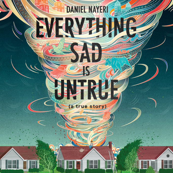 Everything Sad is Untrue Cover