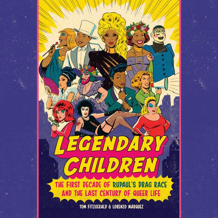 Legendary Children Cover
