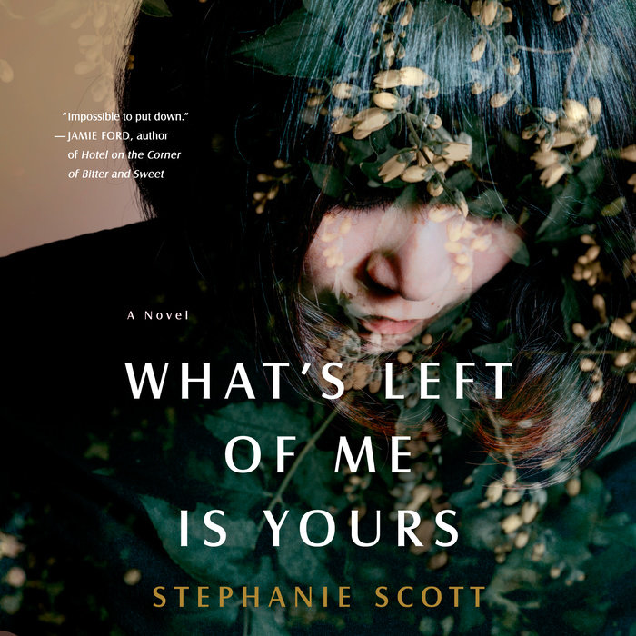 What's Left of Me Is Yours Cover