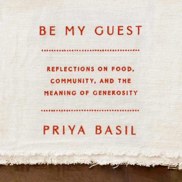Be My Guest Cover
