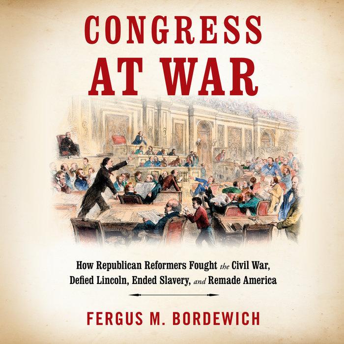 Congress at War Cover