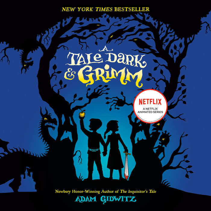 A Tale Dark and Grimm Cover