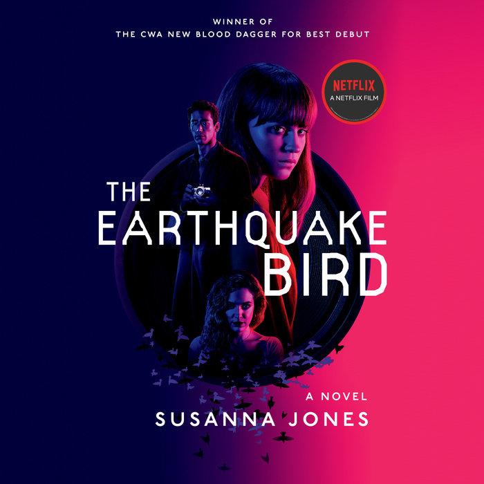 The Earthquake Bird Cover
