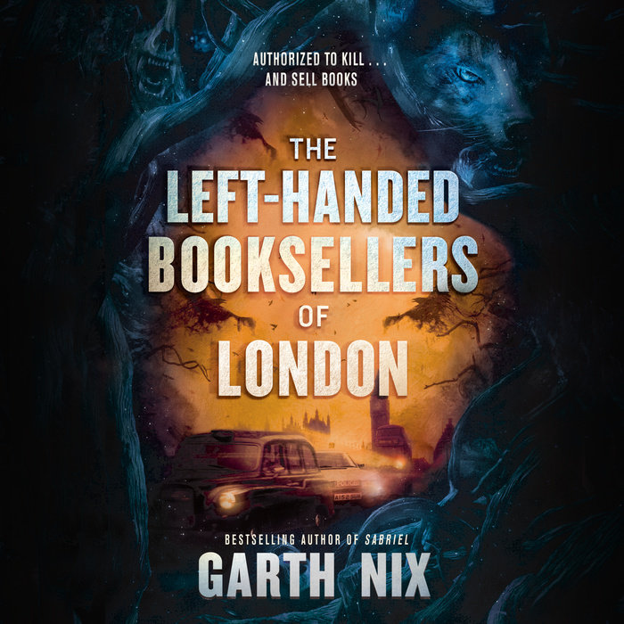 The Left-Handed Booksellers of London Cover