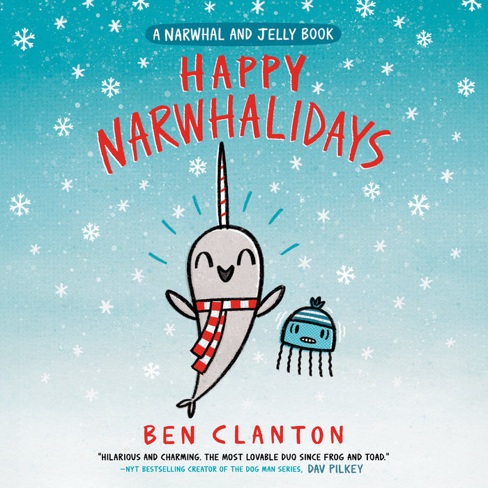 Happy Narwhalidays (A Narwhal and Jelly Book #5) Cover
