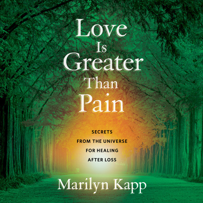 Love Is Greater Than Pain Cover