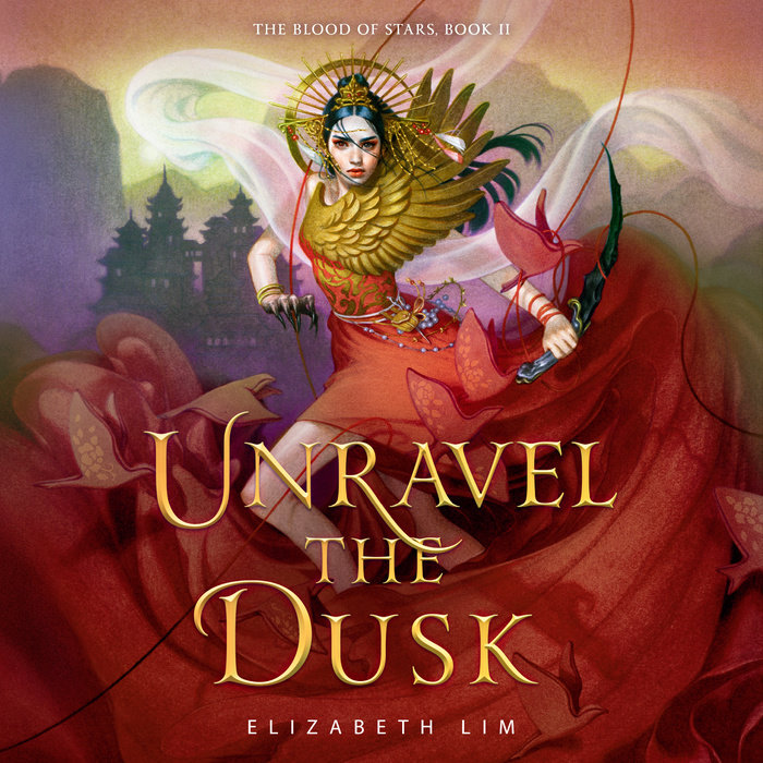 Unravel the Dusk Cover