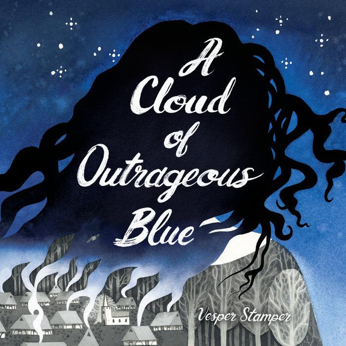 A Cloud of Outrageous Blue Cover