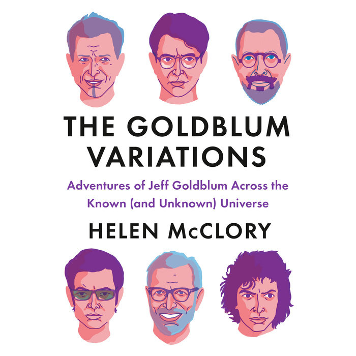 The Goldblum Variations Cover