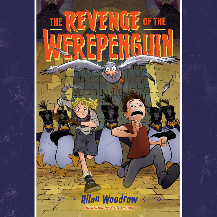 The Revenge of the Werepenguin Cover
