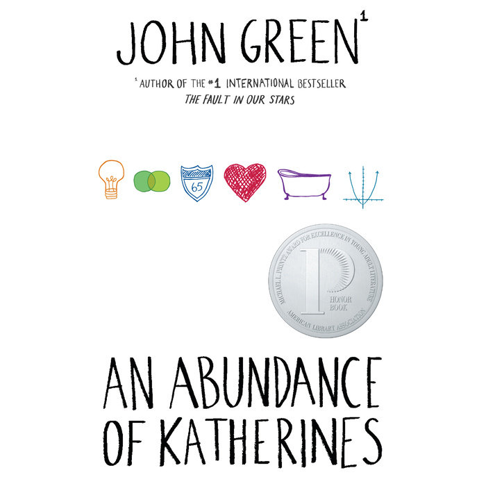 An Abundance of Katherines Cover