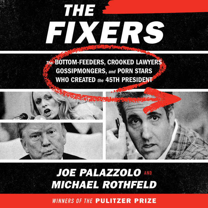 The Fixers Cover
