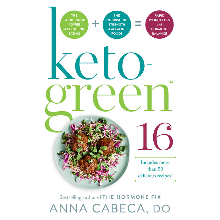 Keto-Green 16 Cover