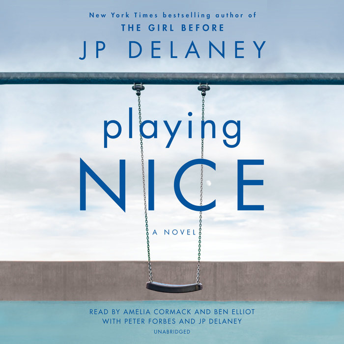Playing Nice Cover