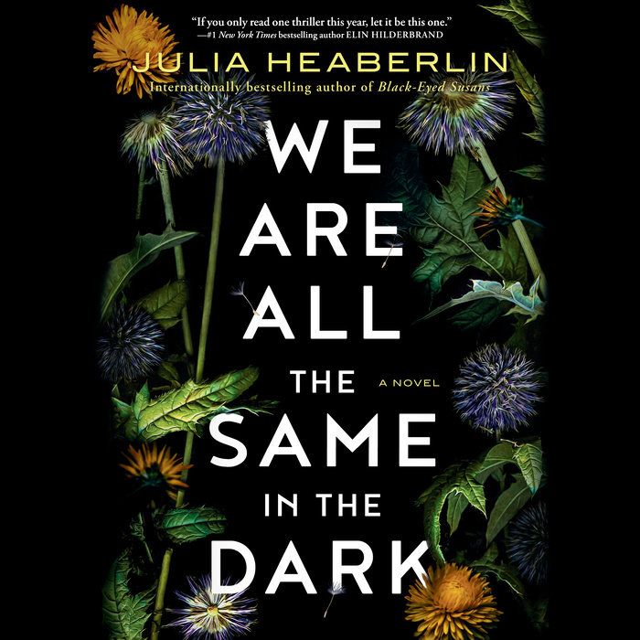 We Are All the Same in the Dark Cover