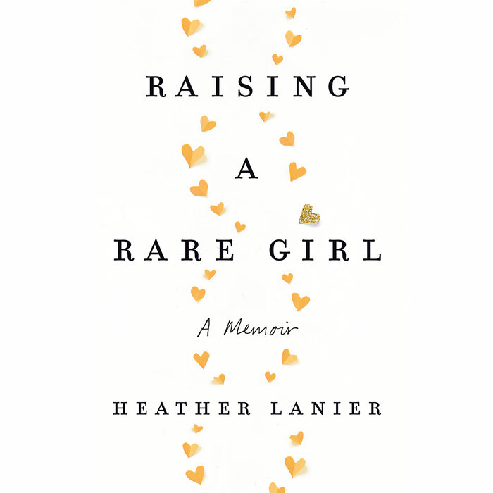 Raising a Rare Girl Cover