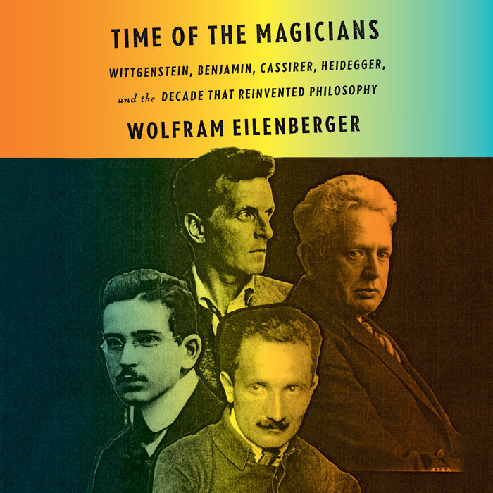 Time of the Magicians Cover