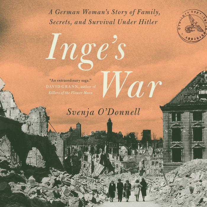 Inge's War Cover