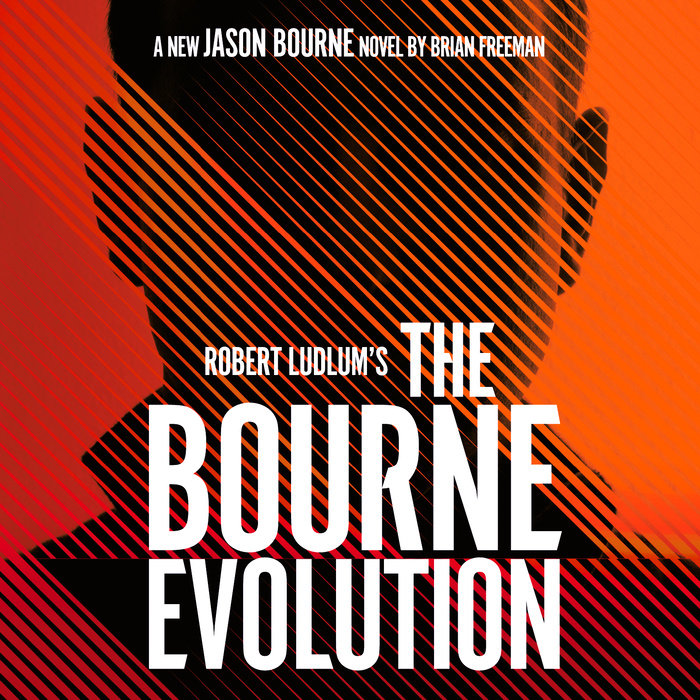 Robert Ludlum's The Bourne Evolution Cover