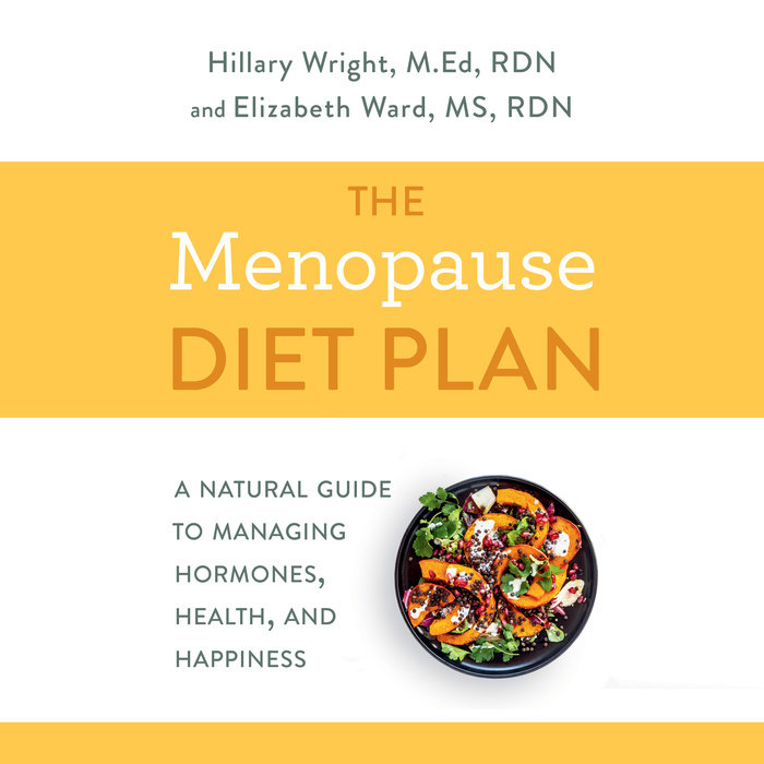 The Menopause Diet Plan Cover