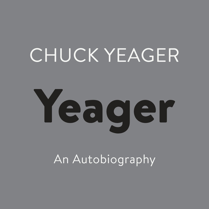 Yeager Cover