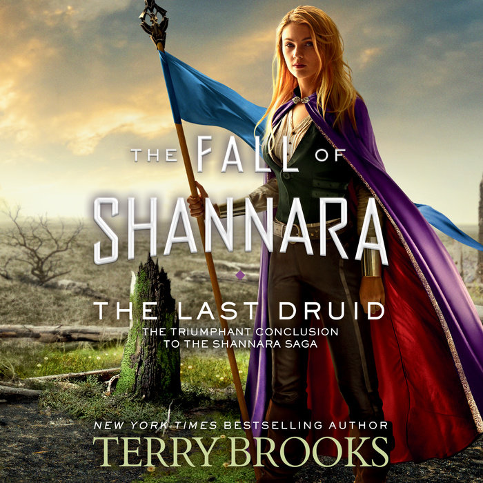The Last Druid Cover