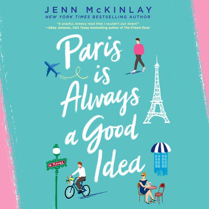 Paris Is Always a Good Idea Cover